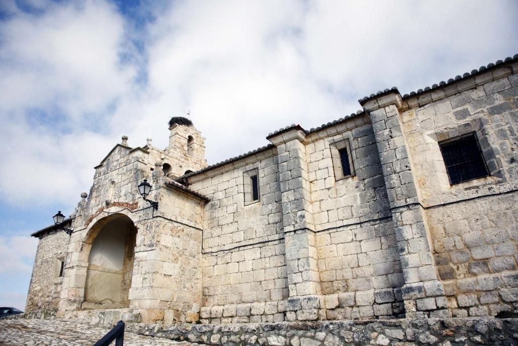 Hontoria-Cerreto iglesia