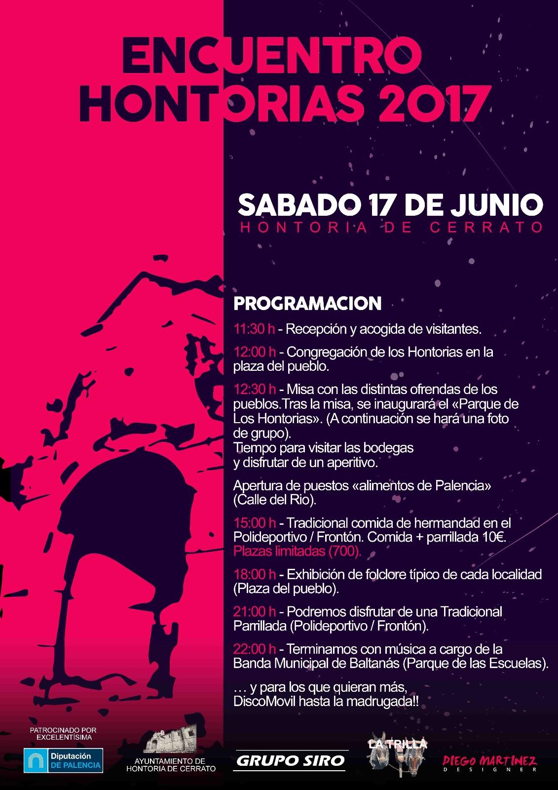 IV Encuentro Hontorias 2017